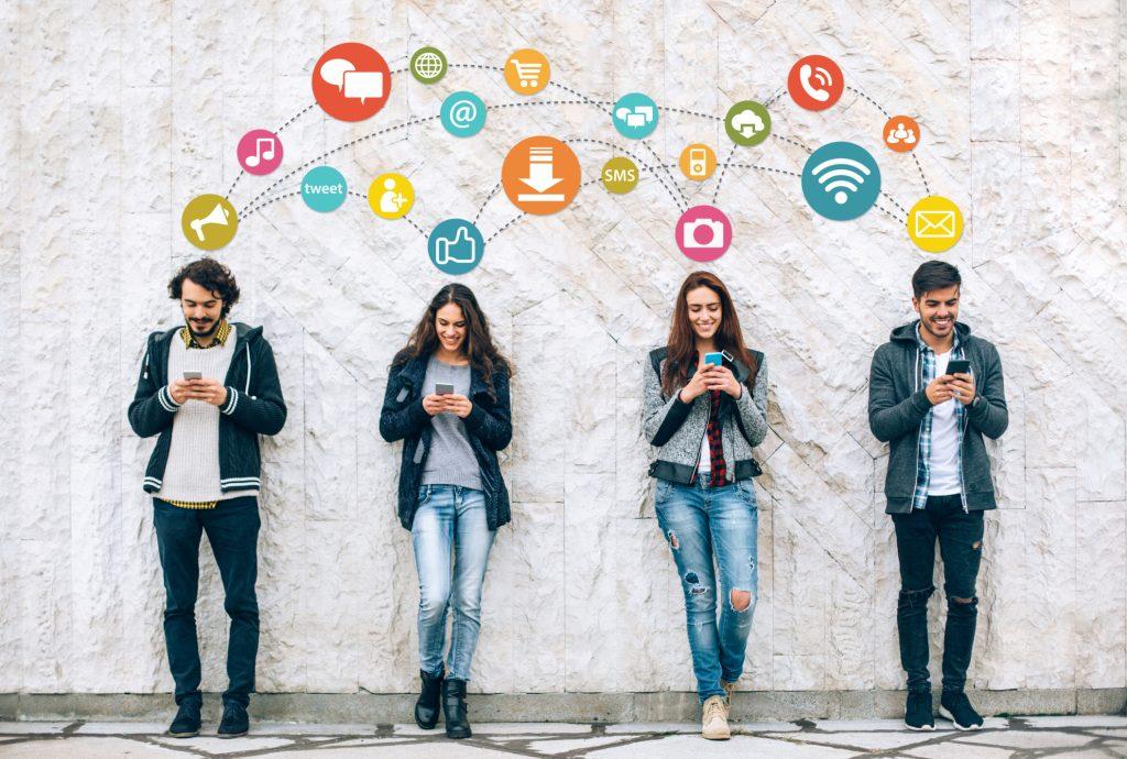 Социални мрежи - Дигитален Маркетинг